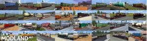 Railway cargo pack by Jazzycat v2.0 for ATS
