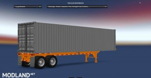 RTA Container Chassis Paint, 2 photo