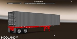 RTA Container Chassis Paint, 1 photo