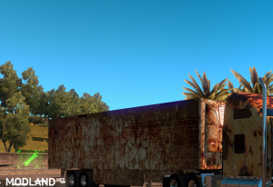 Rusty Trailer, 1 photo