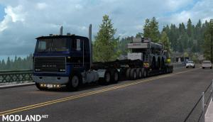 SCS Lowboy Ownable v1.0 1.35.x, 1 photo