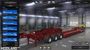 SCS Lowboy Ownable v1.0 1.35.x, 3 photo
