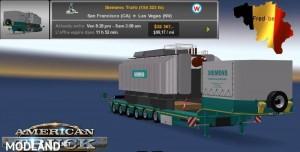Siemens Trafo Trailer