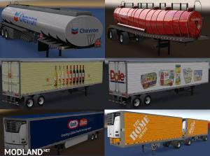 Real Companies & Trailers Pack v2.0, 2 photo