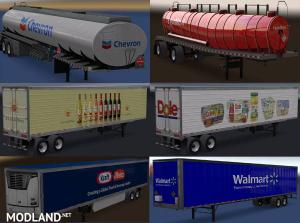 Real Companies & Trailers Pack v1.7, 2 photo