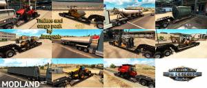 Trailers and cargo pack by Jazzycat v1.0, 1 photo