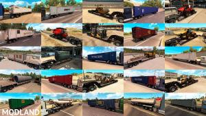 Trailers and cargo pack by Jazzycat v 1.1