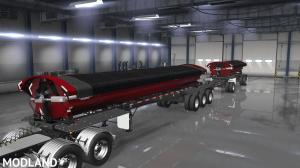 SmithCo Side Dump Double Trailer v1.2 1.36, 2 photo