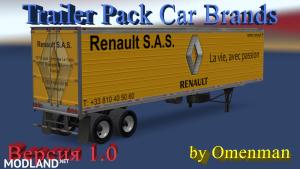 Trailer Pack Car Brands v 1.0 for v.1.28, 2 photo