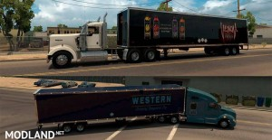 USA Trailers Pack