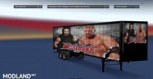 WWE Wrestle Mania Immortals Trailer, 2 photo