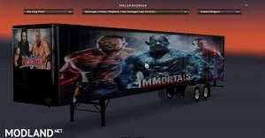 WWE Wrestle Mania Immortals Trailer, 3 photo