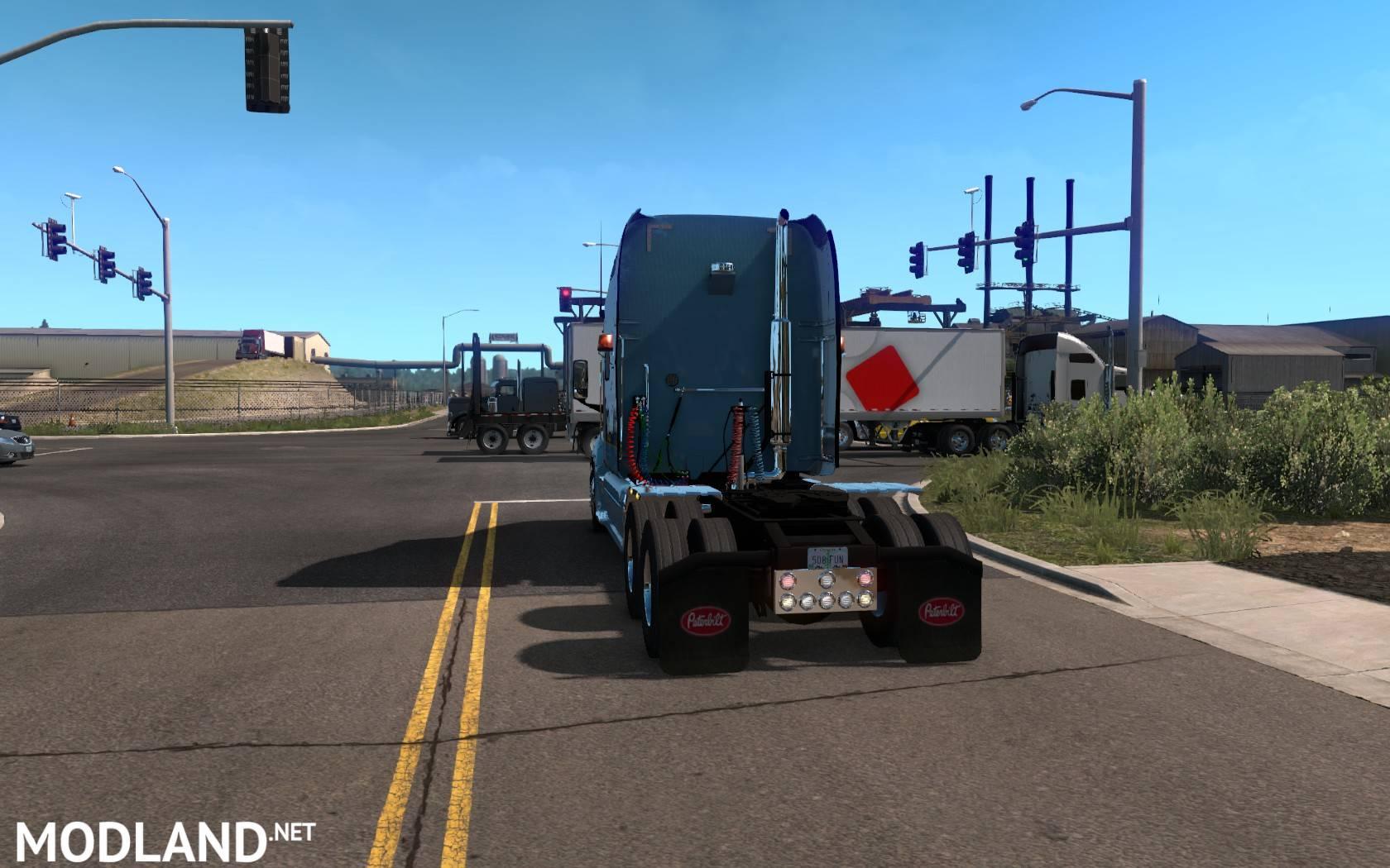 Peterbilt 387 v2 1 for 1 32-1 34 x mod for American Truck