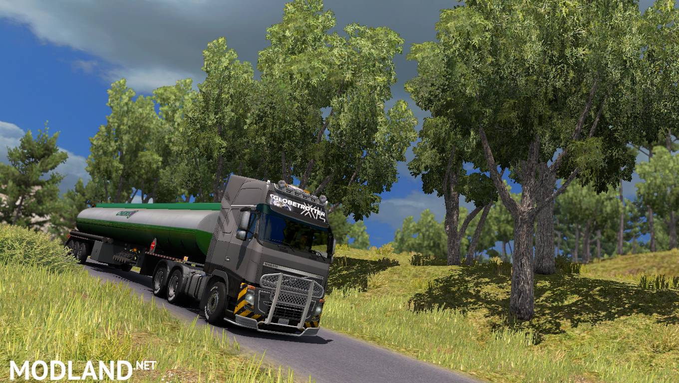 Volvo FH16 Trucks v 3 1 – by Frkn64 mod for American Truck Simulator
