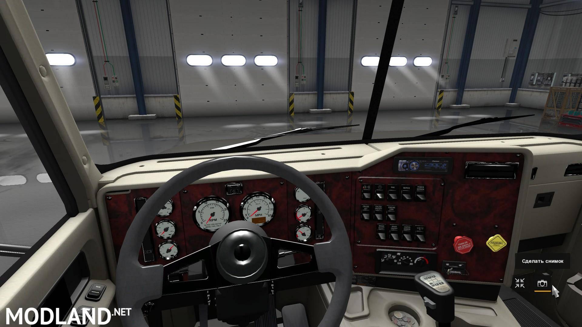 International 9400I V 1.0.0.4 Mod For American Truck