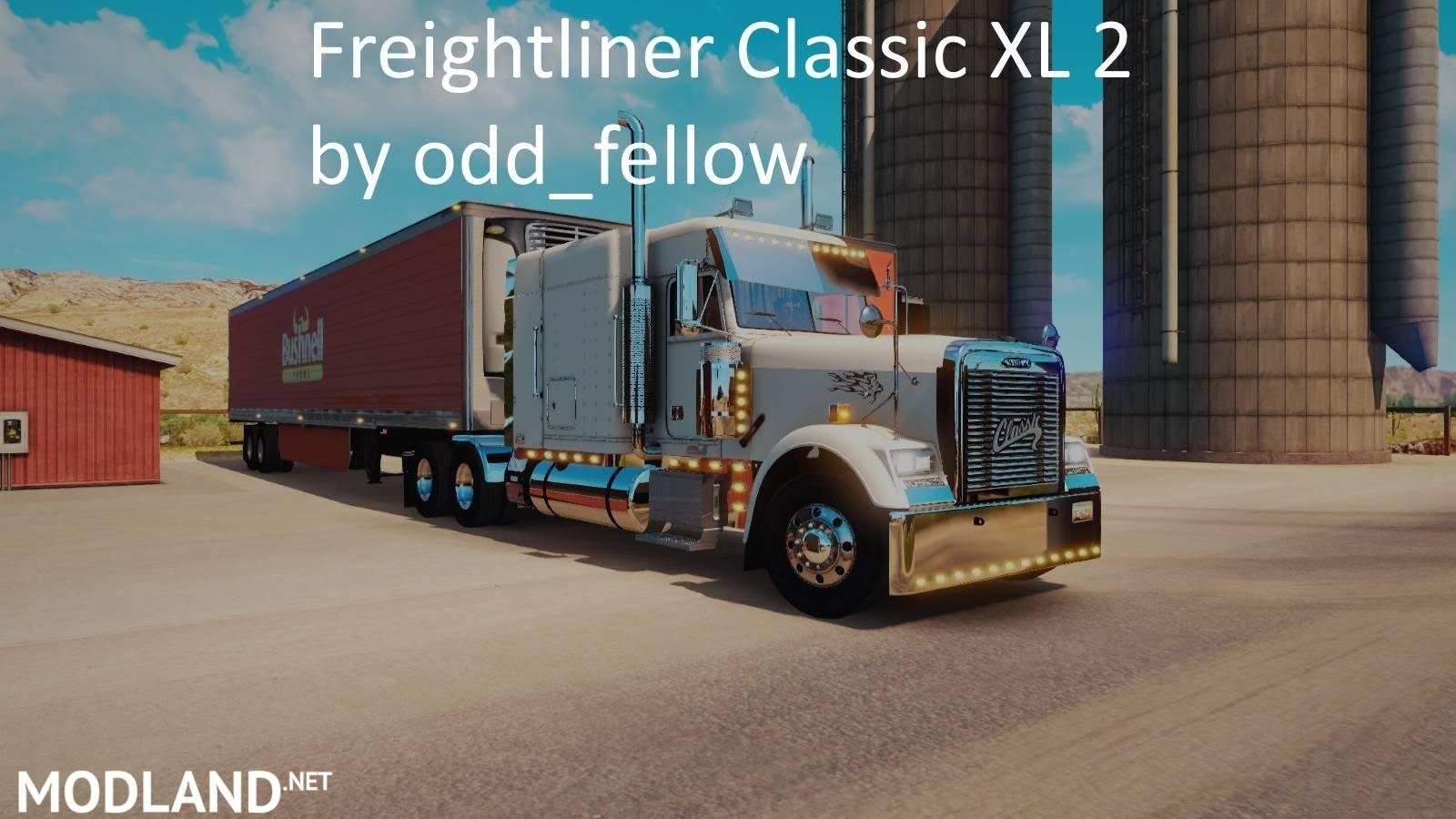 Freightliner Classic Xl Interior