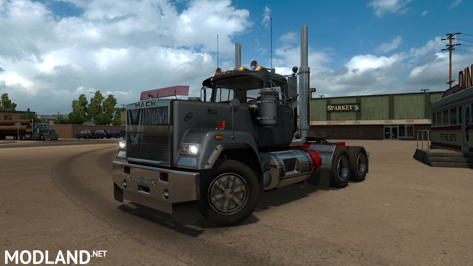 TOP Rated Mods in American Truck Simulator - ModLand net