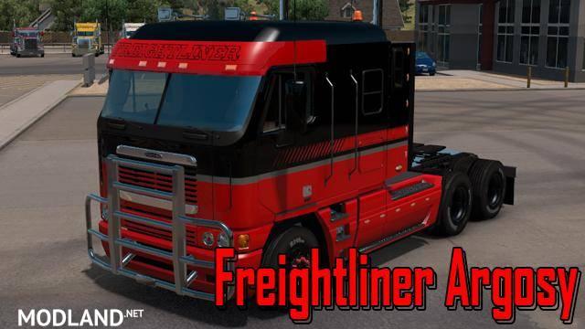 Freightliner Argosy v 2 3 2 ATS 1 34 x mod for American