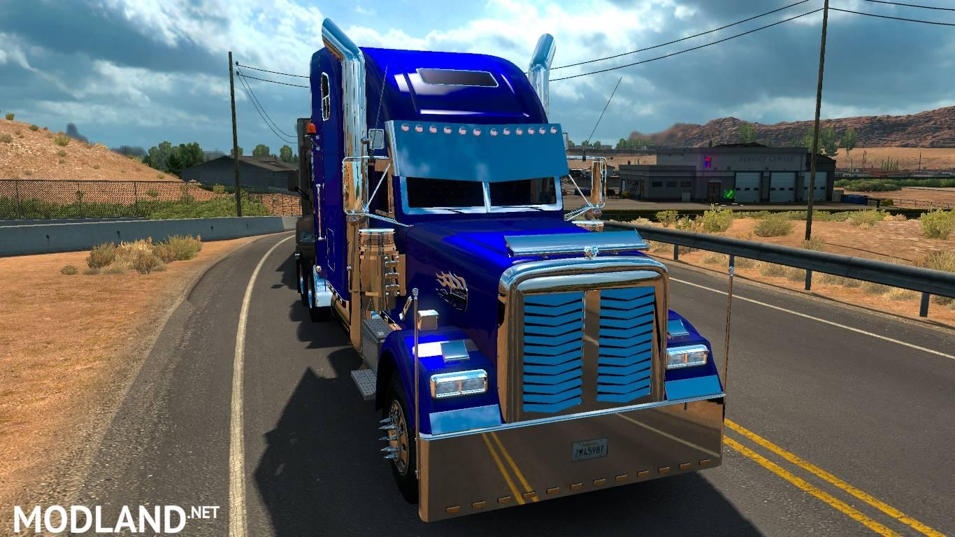 Freightliner Classic Xl Custom Update For V 1 4 1 Mod For