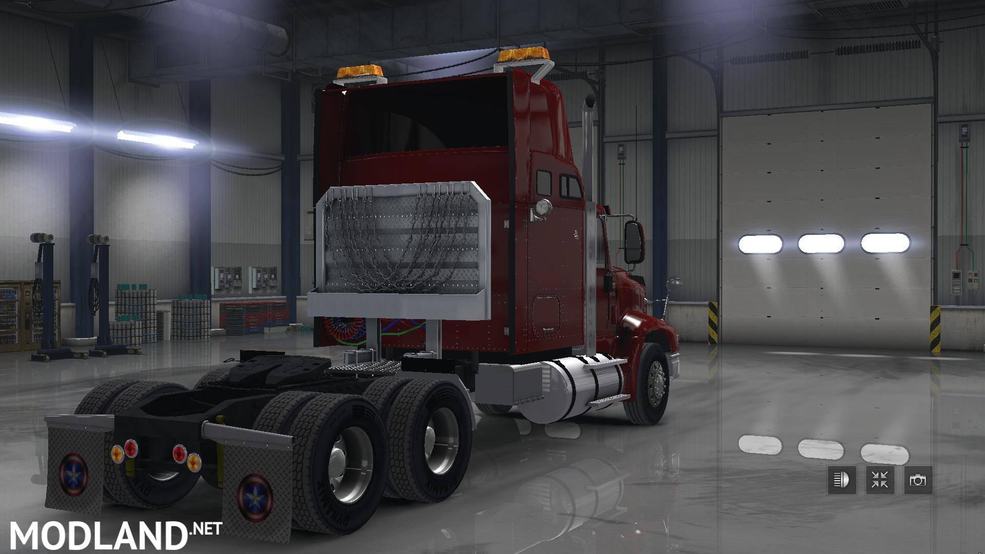 International 9400i Eagle For 1.29 Mod For American Truck
