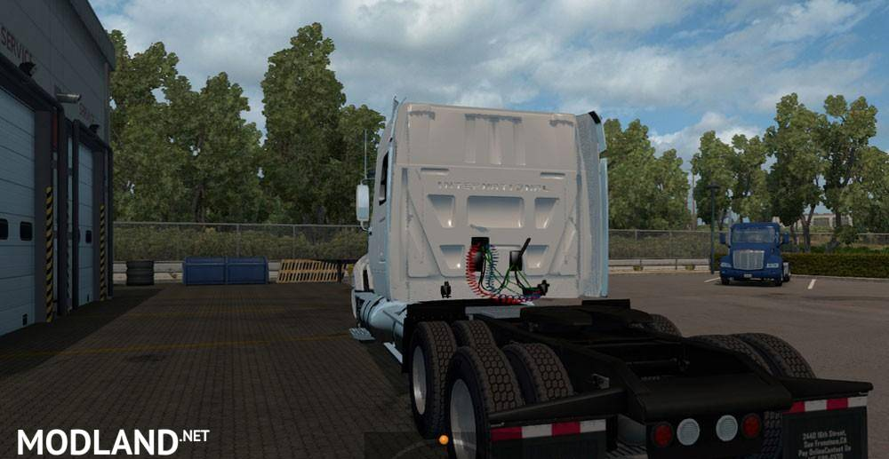 International Prostar v 1.1 mod for American Truck ...