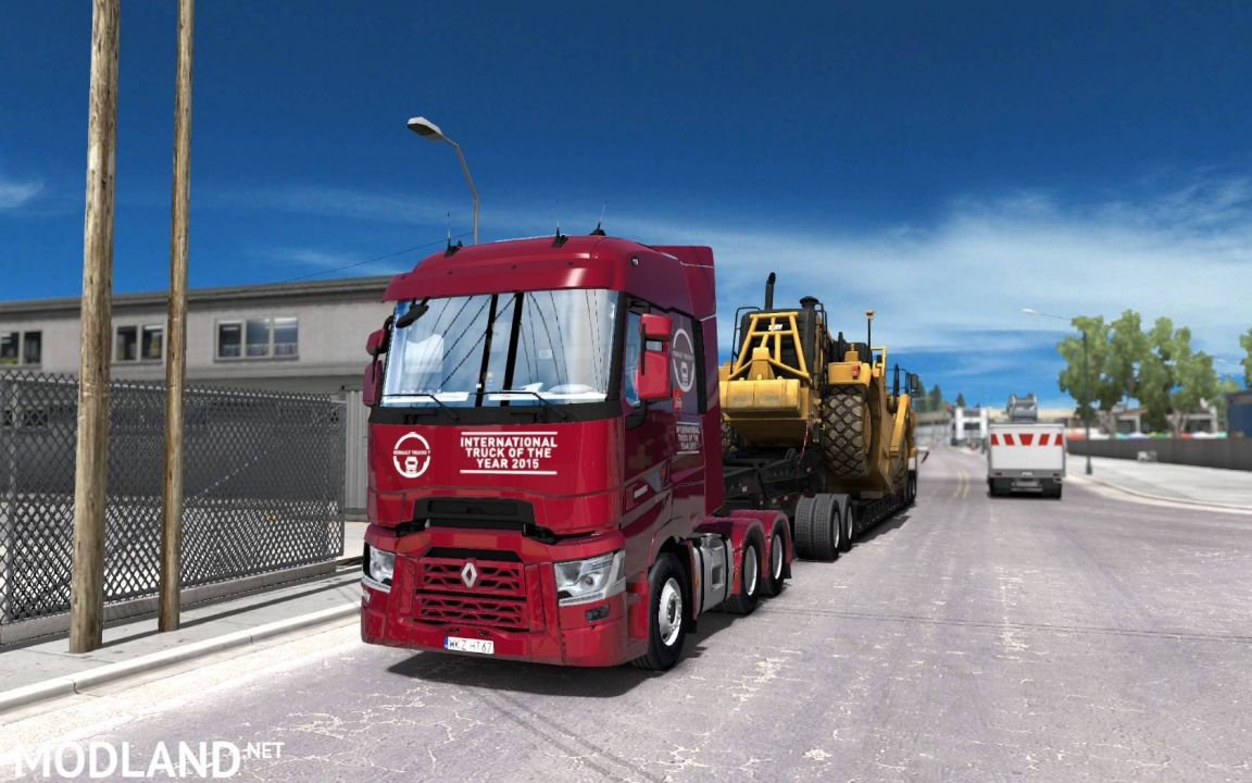 Renault Range T New  for ATS 1.31