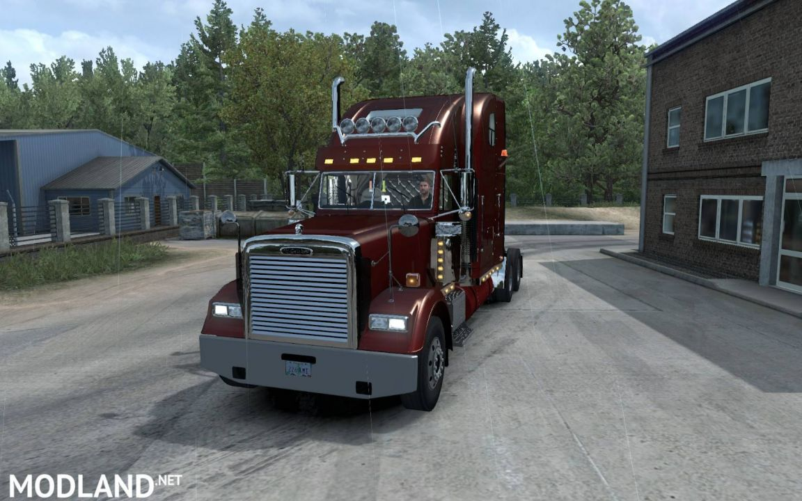 Freightliner Classic XL for ATS 1.34.x