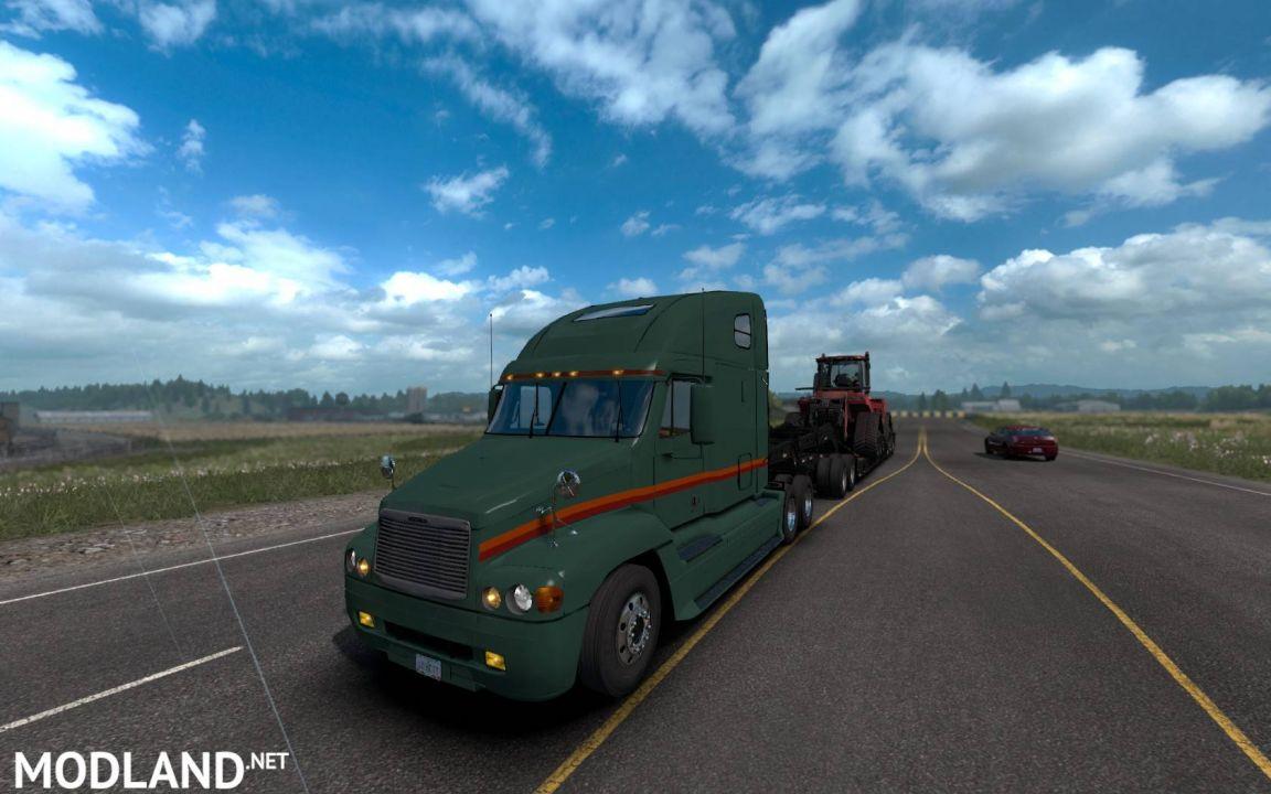 Freightliner Century 1.34.x updated