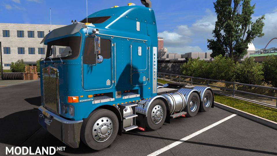 Kenworth K200 Custom