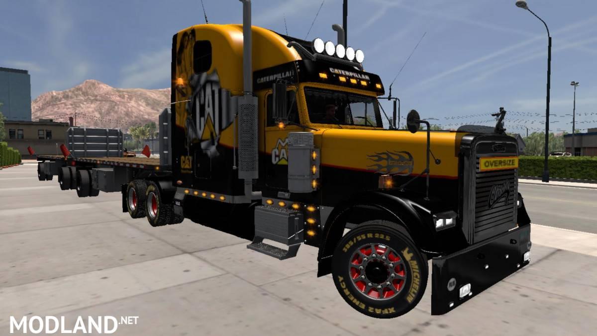 Freightliner Classic XL version 11.02.19