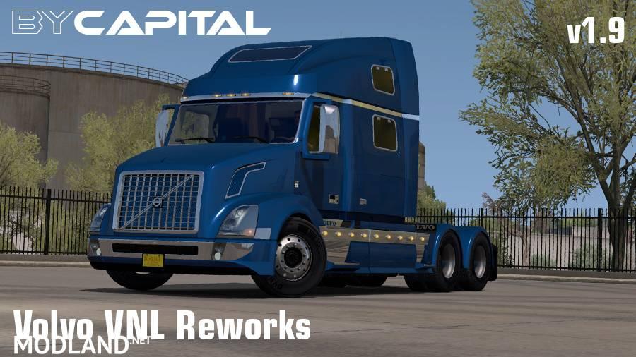 Volvo VNL Reworks 1.9