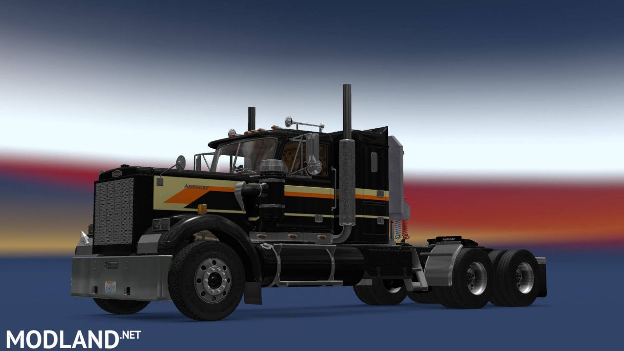 Autocar AT64 by XBS
