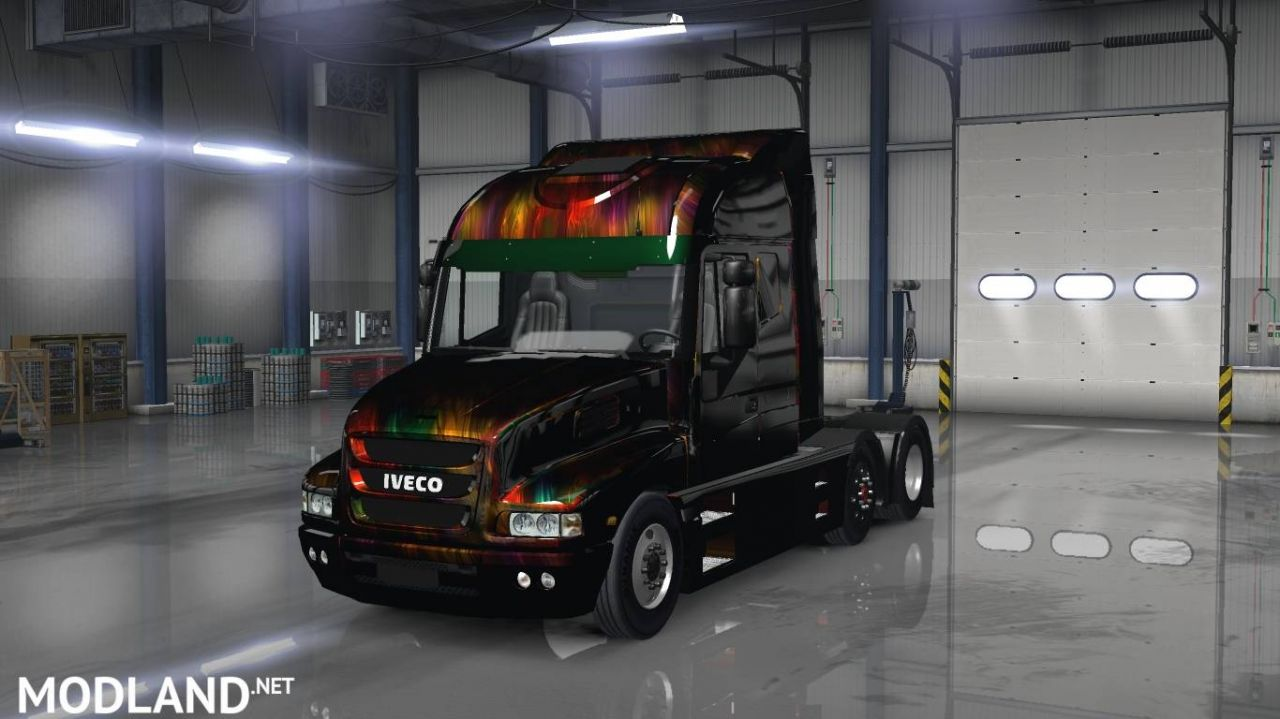 Iveco Strator Fixed Final