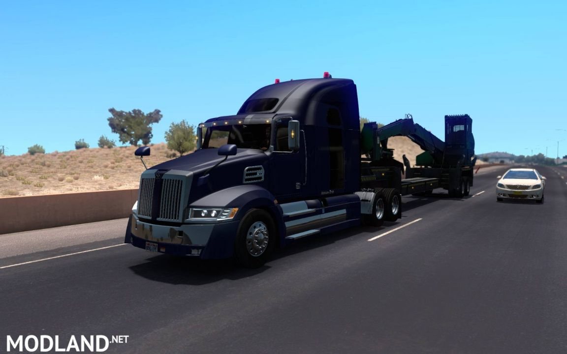 Western Star 5700 for ATS 1.36-1.37