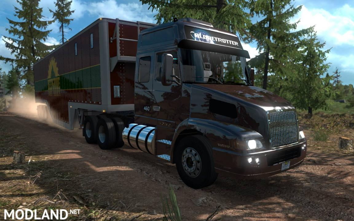 Volvo NH12 Edit for ATS 1.37 and up