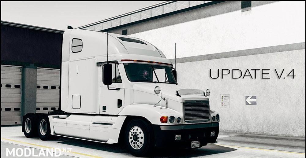 Freightliner Century Update