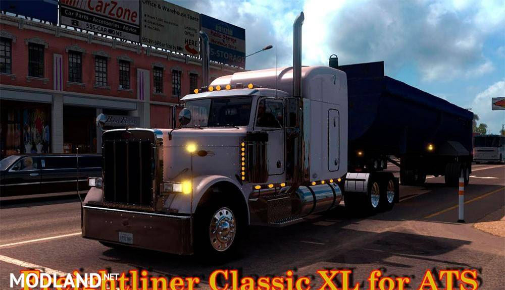 Freightliner Classic XL (by H.Trucker)