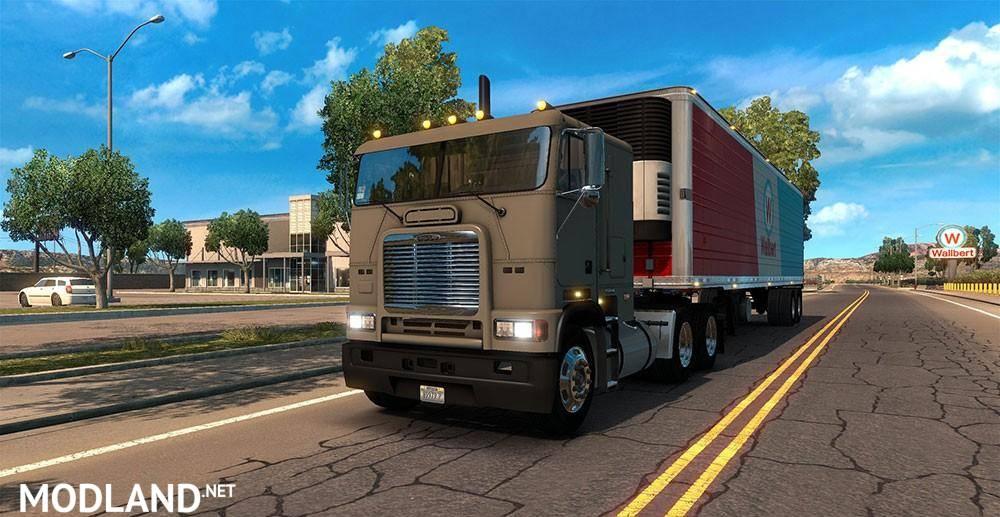 Freightliner FLB Low Cab Update