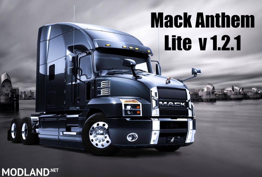 MACK ANTHEM 2018 v1.2.1 Lite
