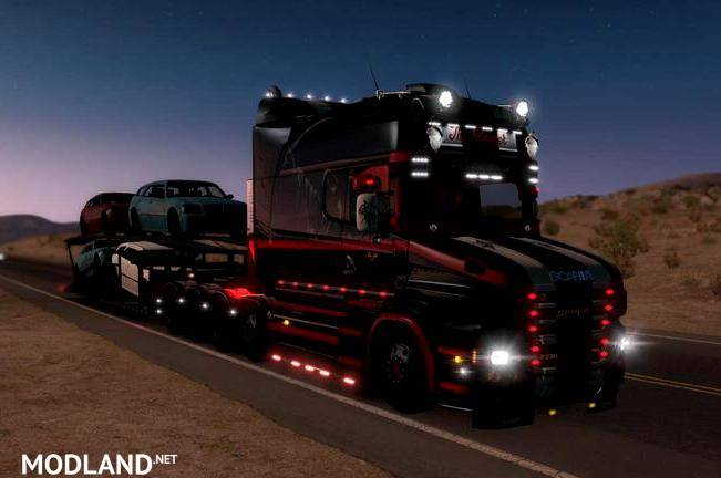 RJL Scania T 1.8 & R 1.5 Port