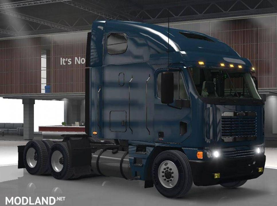 Trucks Pack Mod