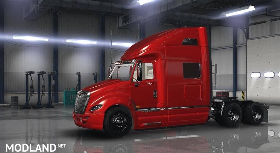 International Prostar V 1 0 Mod For American Truck