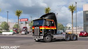 Kenworth K100-E v0.92 1.35, 2 photo