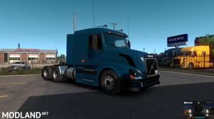 Volvo VNL Truck Shop v1.4+ (BSA Revision) for ATS v1.35 or higher, 2 photo