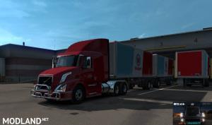 Volvo VNL Truck Shop v1.4+ (BSA Revision) for ATS v1.35 or higher, 3 photo