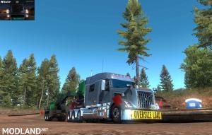 Volvo VNL Truck Shop v1.4+ (BSA Revision) for ATS v1.35 or higher, 4 photo