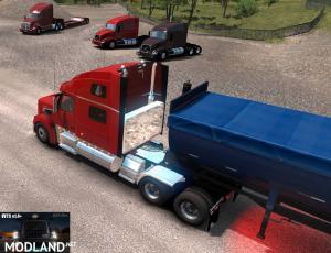 Volvo VNL Truck Shop v1.4+ (BSA Revision) for ATS v1.35 or higher, 5 photo