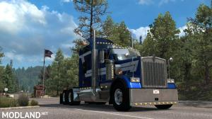 Kenworth W900B v 1.2.2 1.35.x, 1 photo