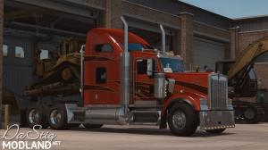 Kenworth W900B (Upd 31.05.18) 1.31.x, 3 photo