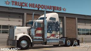 Kenworth W900B v 1.2.2 1.35.x, 3 photo